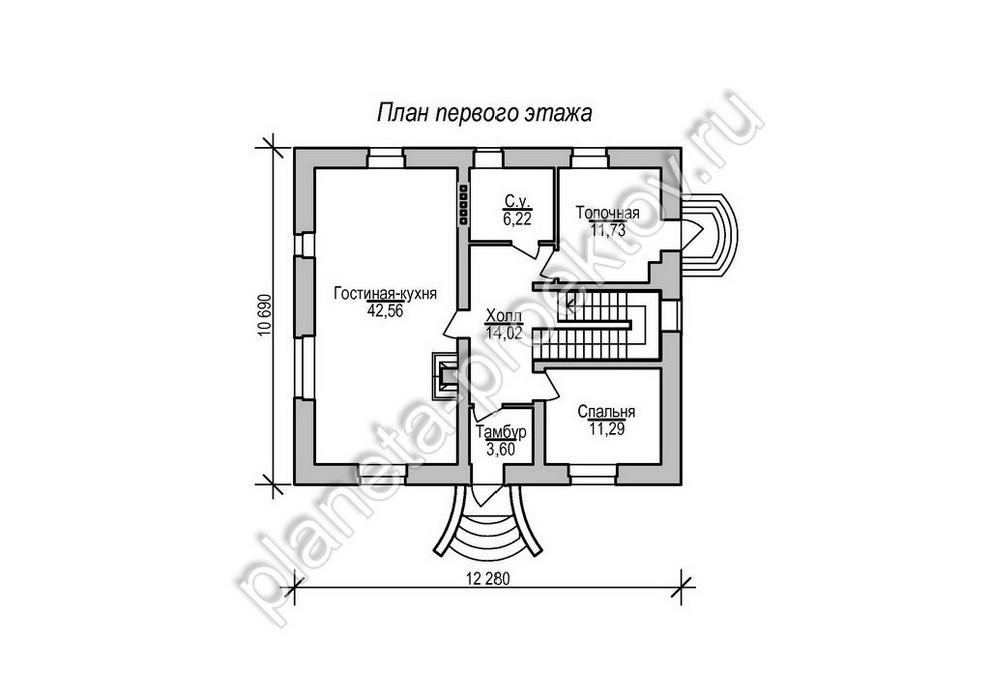 Стоимость строительства дома из