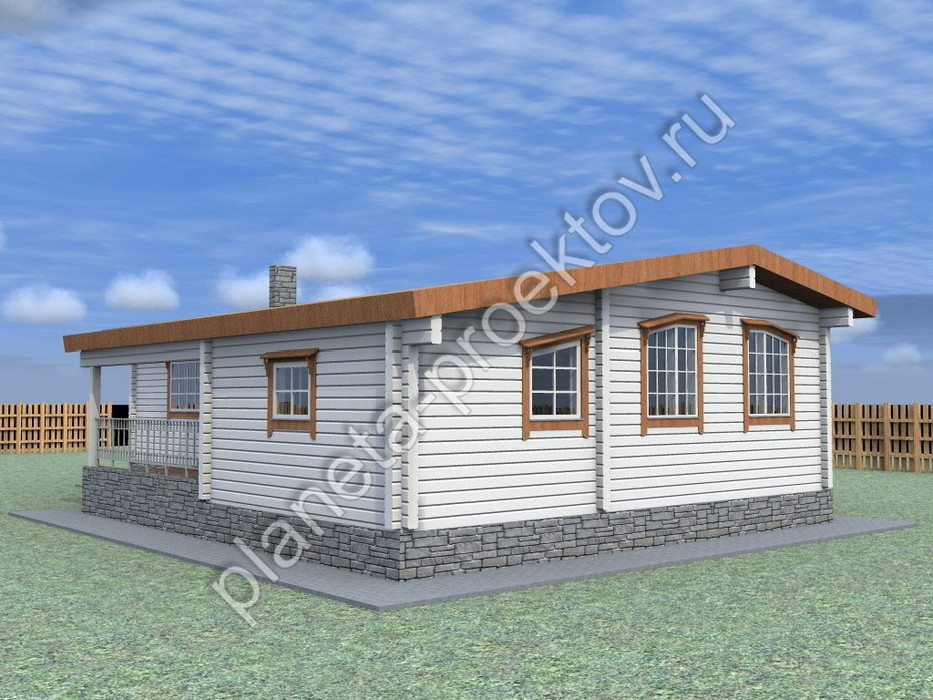 Проект Загородного Дома Из Бруса До 100 Кв М В Омске
