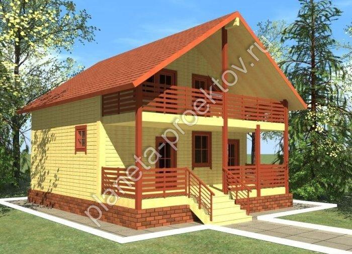 Проекты одноэтажных домов со сметой